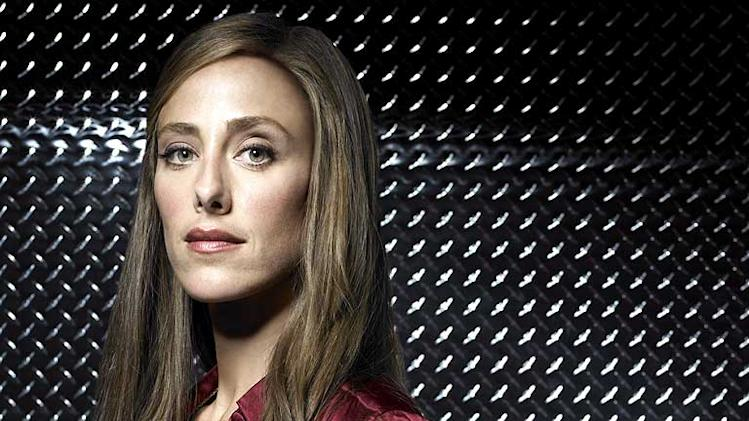 Kim Raver stars as Kathryn Hale in The Nine on ABC.