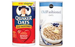 Quaker Oats vs. Old Fashioned