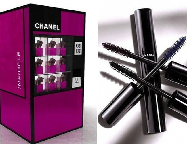 BEAUTY BITES: We Discover The Chanel Vending Machine and Hawaiian Tropic's New Suncare Range