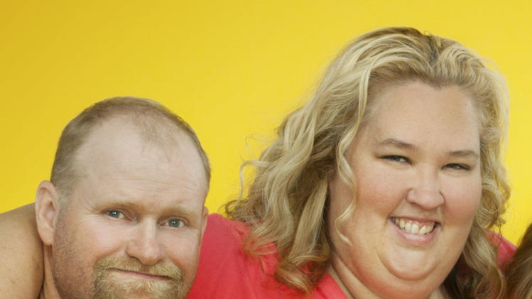 "Sugar Bear and Mama June from TLC's ""Here Comes Honey Boo Boo."""