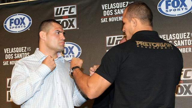 Mixed Martial Arts - Will Velasquez v Dos Santos III actually deliver?