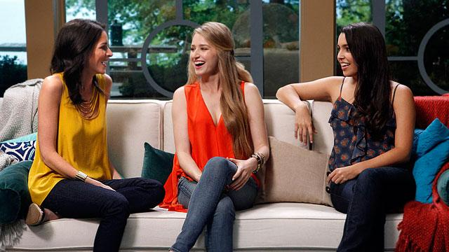 CBS Reveals '3' Ladies Looking for Love