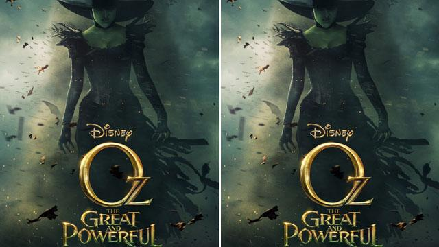 'Oz' Becomes Top Grossing Film of 2013