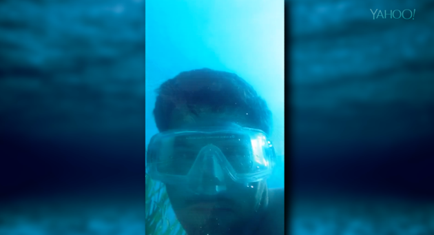 Not many iPhones can fall to the bottom of the ocean and live to tell the tale.