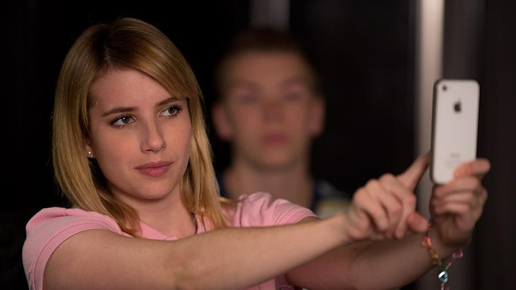 "Emma Roberts in Warner Bros.' ""We're The Millers"" - 2013"