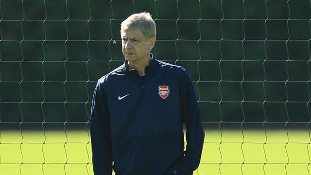 Premier League - Wenger issues rallying call
