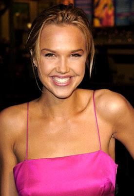 Arielle Kebbel at the Los Angeles premiere of Universal Pictures' Meet the Fockers