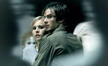 Kristen Bell and Ian Somerhalder in Dimension Films' Pulse