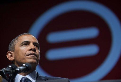 US President Barack Obama speaks during the National Urban League convention July 25