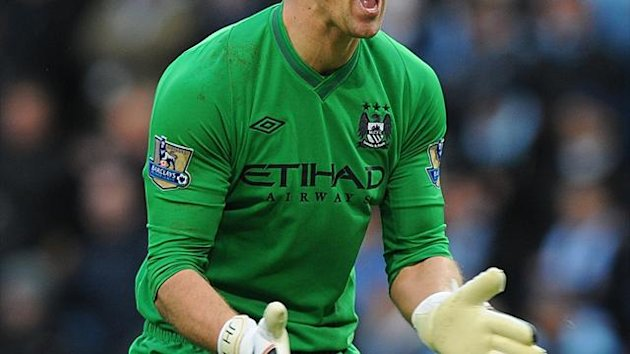 Joe Hart has struggled at times this season
