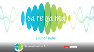 Top 20 Indian Business Pages On Google Plus 2013 image Saregama Ltd  G  cover 1024x572