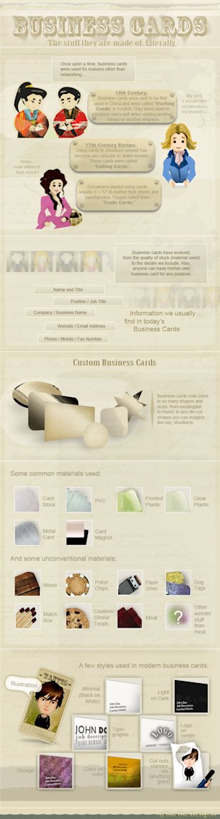 5 Signs of a Well Designed Business Card image ultimate