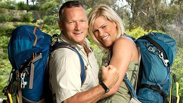Rob & Sheila on Heartbreaking Amazing Race Ouster