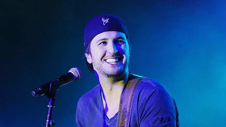 Luke Bryan Nashville Lunch