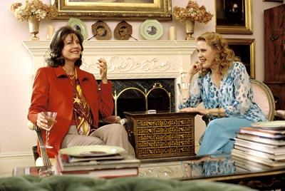 Susan Sarandon and Celia Weston in United Artists' Igby Goes Down
