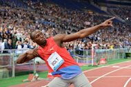 Jamaica's Usain Bolt, pictured in May 2012. Olympic sprint champion Bolt's dream of completing the 100m in 9.4sec is feasible, according to a Dutch mathematical study whose findings were unveiled Wednesday