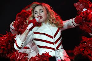 Madonna Accused of Violating Russian Visa Laws