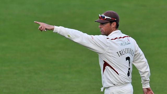 County - Trescothick retains captaincy