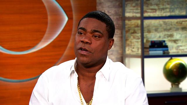 "Tracy Morgan: ""SNL"" and ""30 Rock"" star returns to stand-up roots"