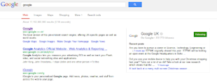 Why You Need to Use Google Author and Publisher Tags image google1