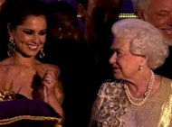 Cheryl Cole Defends Dire Jubilee Performance: 'It Was A Dream'
