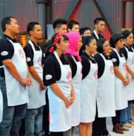 Grand Final MasterChef Indonesia 2: Desi Vs Opik