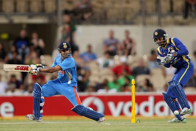 India v Sri Lanka - Tri-Series Game 5
