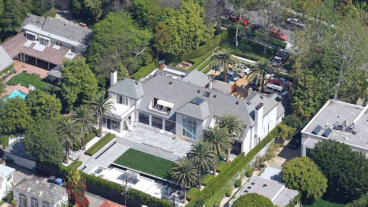 Cowell Simon Mansion