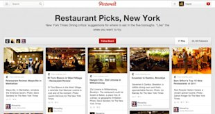 5 Reasons You Should Not Ignore Pinterest From Your Social Media Strategy image nytimes pinterest