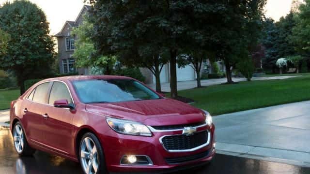 2014 Chevrolet Malibu Earns NHTSA Five-Star Safety Rating