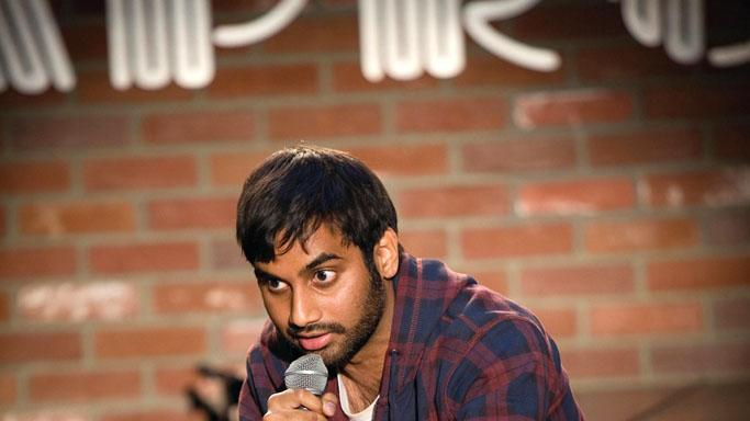 Aziz Ansari Funny People Production Stills Paramount 2009