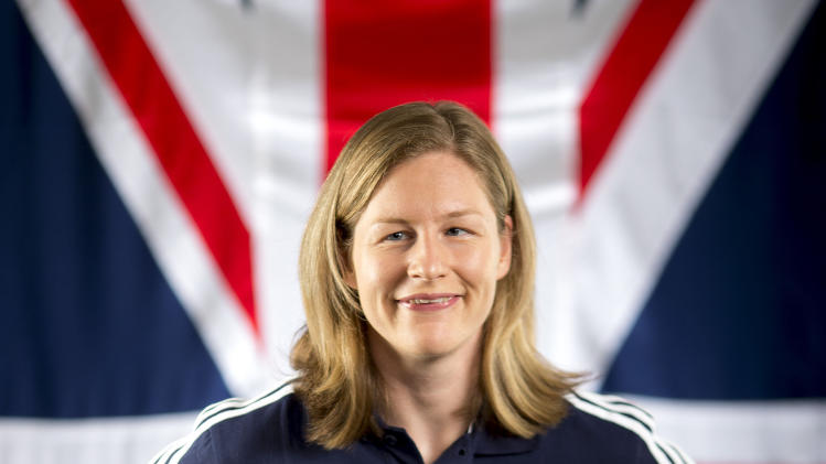 Olympics - Gillian Cooke File Photo