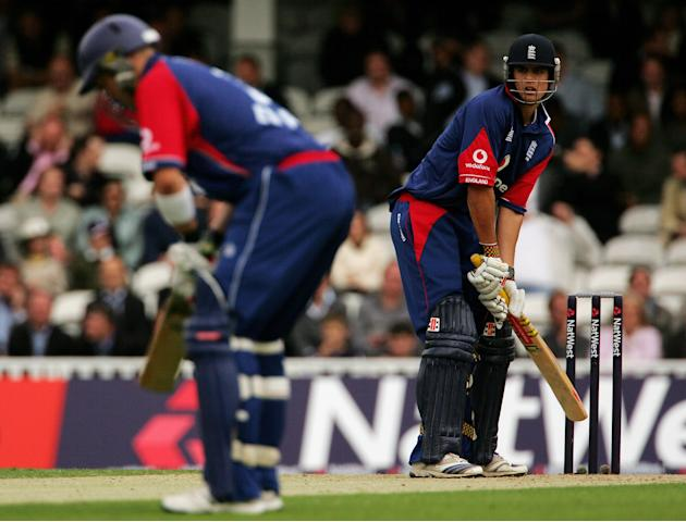 Twenty20 International: England v West Indies