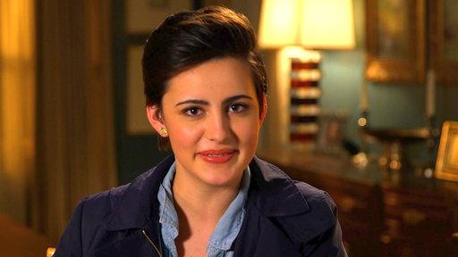 Jacqueline Toboni Talks Trubel