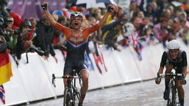 Cycling - Armitstead and Vos to renew rivalry in Manchester