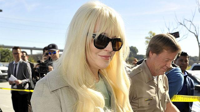 Lindsay Lohan Lashes Out at 'Absurd Allegations'