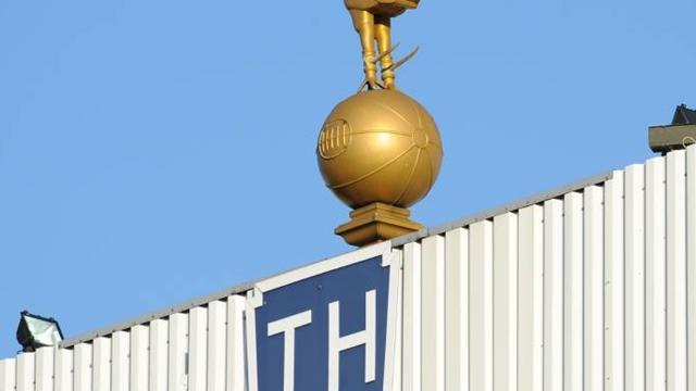 Football - More live dates for Spurs