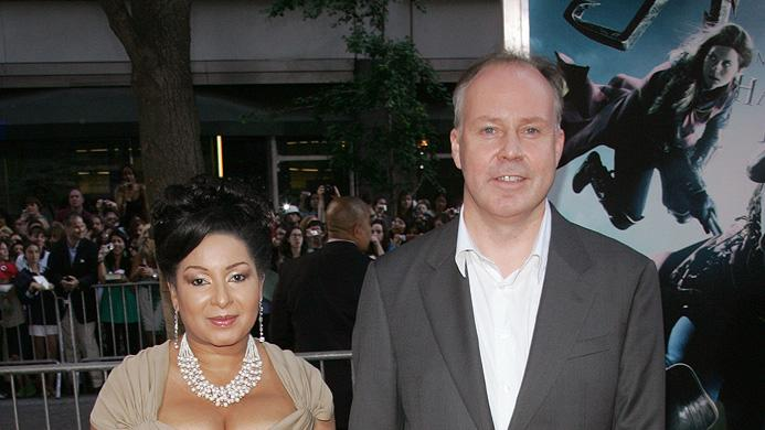 Harry Potter and the Half Blood Prince NY Premiere 2009 Yvonne Walcott David Yates