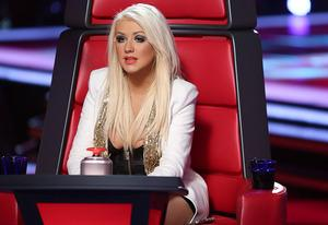 Christina Aguilera | Photo Credits: Tyler Golden/NBC