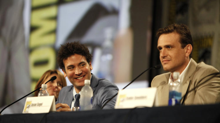 HOW I MET YOUR MOTHER Panel at COMIC - CON 2013