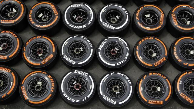 Formula 1 - Pirelli announces F1 tyre allocations
