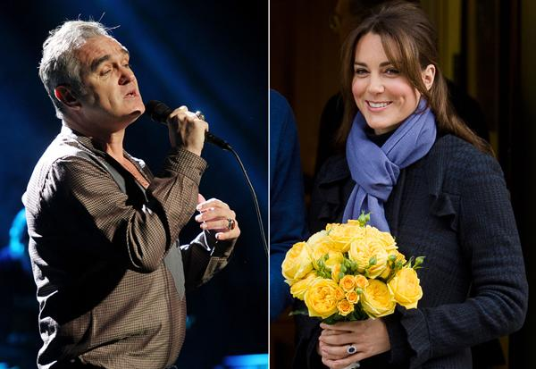 Morrissey Blames Royal Family for Death of Nurse
