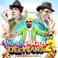 Bollywood Raves About 'Yamla Pagla Deewana 2'
