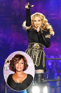 Madonna Holds Impromptu Whitney Houston Tribute