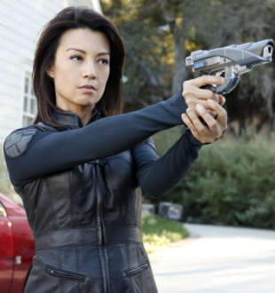 Ming-Na Wen on Marvel's Agents of S.H.I.E.L.D.