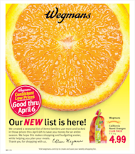 2013′s Growing Marketing Trend: Whitespace image wegmans cover 400x457