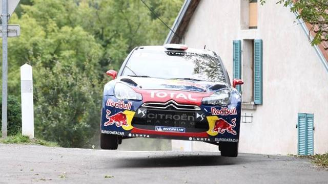 Loeb clinches ninth WRC title