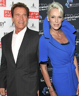 "Arnold Schwarzenegger Admits He Had a ""Hot Affair"" With Brigitte Nielsen"