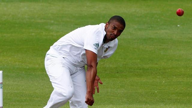 Cricket - Philander out of second Test