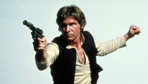 It looks as though Han Solo could feature prominently in Episode VII and beyond...